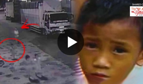 6-year old kid Who Was Just Carolling Along The Streets Of Manila Was Kidnapped By A Lady! Carollers, Beware!
