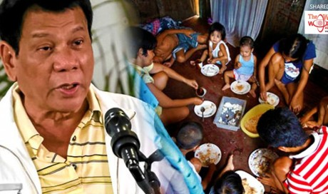 Duterte Proposes Two To Three Child Policy To Eliminate Poverty