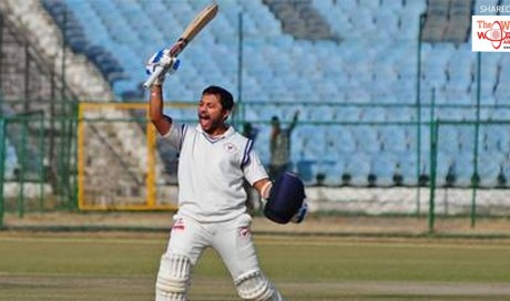Gujarat's Samit Gohel creates world record for highest score by opener