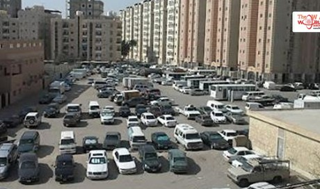 Salmiya and Hawalli areas have started reducing the rent