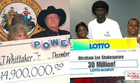 15 Cursed Lottery Winners Whose Sudden Wealth Led To Disaster