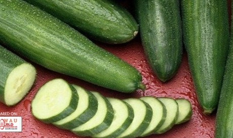 She Ate Cucumber Every Day, and Then Everybody Noticed That She Has Changed. Here's What Happened!