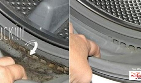 If your clothes smell like mildew, don't replace that washing machine. Try this brilliant trick instead