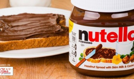Supermarkets Are Banning Nutella As It Could Supposedly 'Give You Cancer'