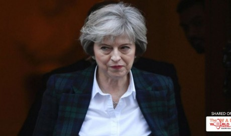 Britain's Prime Minister May to visit Trump in Washington
