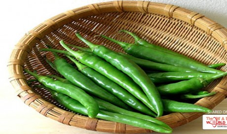 Side Effects of Green Chili - Why You Should Avoid Green Chili