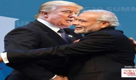 Donald Trump tells Narendra Modi he considers India a 'true friend'
