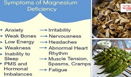 These 10 Foods Increase Magnesium And Prevent Clotting, Muscle Fatigue, And Blood Pressure