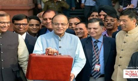 Union Budget of India 2017-18