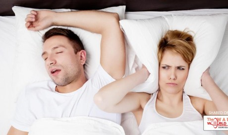 There's a easy and natural way to avoid snoring that hardly anyone has learned and you should try!