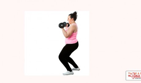 Avoid jiggling belly fat when you exercise