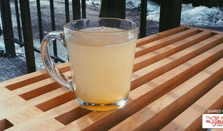 This Winter Warmer Drink Is Packed With Vitamin C