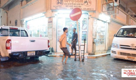 Wettest week in years disrupts life, causes heavy damages in Bahrain