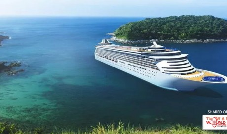 Man's wife vanished on a cruise. He told no one