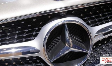 Mercedes Benz to recall 1m cars globally