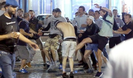 Russian politician Igor Lebedev says football hooliganism could become a SPORT - and he's not joking
