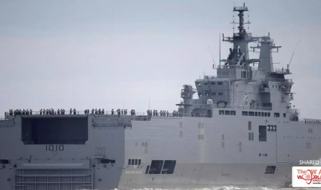 New World War? China Target Of French Ships Joining US, Japan, UK In Pacific