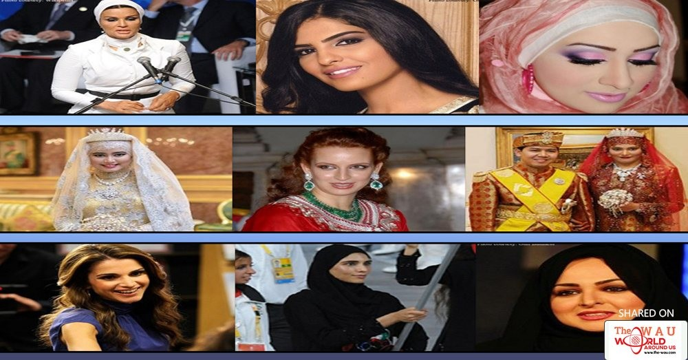 World's Top 10 Most Beautiful and Richest Muslim Women | Blog | Life