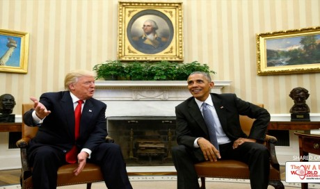 No direct contact between Trump and Obama since inauguration