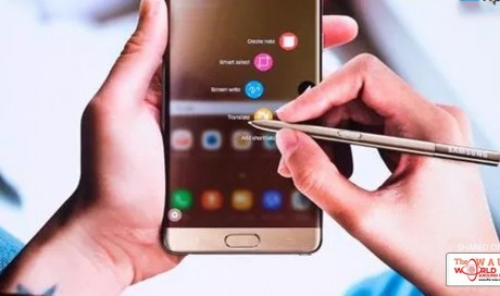 Samsung Note 7 lives on as refurb, but not in US