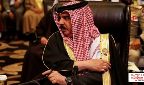 Bahrain's king approves military trials for civilians