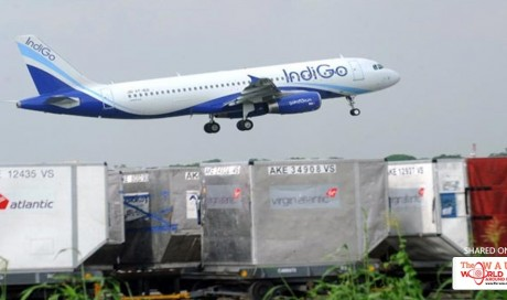 At Delhi Airport, IndiGo Flight Touched Down, Saw Air India Plane On Runway, Took Off