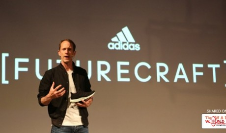Adidas unveils 3D-printed shoe with Silicon Valley startup