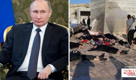 Russia knew of Syrian chemical attack in advance, US official says