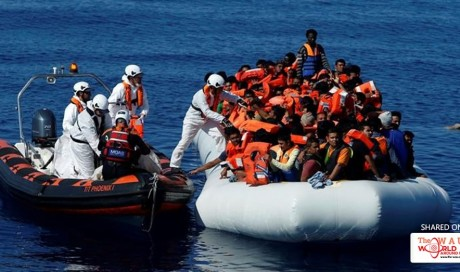 Frenzied rescues save more than 2,000 asylum seekers