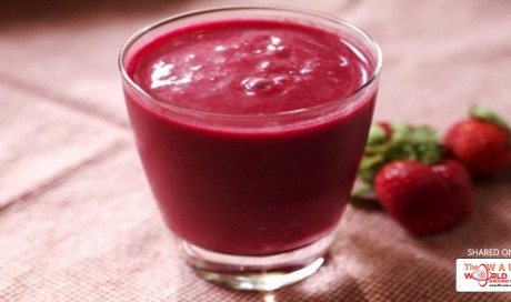 Drinking This Juice Regulates the Activity of the Thyroid Gland and Fights Inflammation