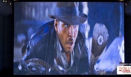 Watch Indiana Jones at Dubai Opera