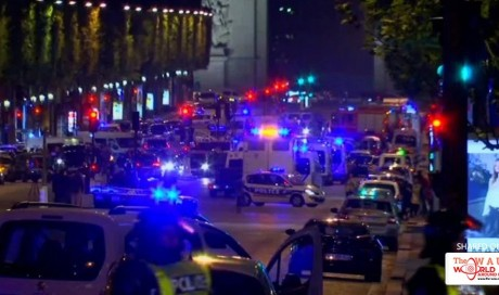 Paris gunman who killed police officer known to security forces, source says