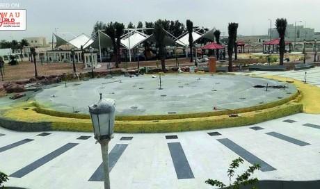 Parks in Qatar!!