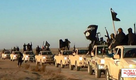 ISIS moves its capital in Syria