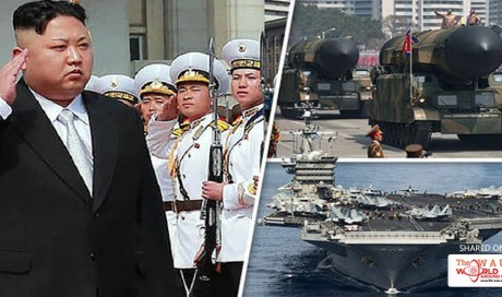 North Korea vows to leave 'NO MAN ALIVE' in chilling World War 3 threat to Donald Trump