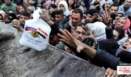 Russia Brings Almost 7 Tonnes of Relief Aid to Syria's Aleppo, Latakia, Daraa
