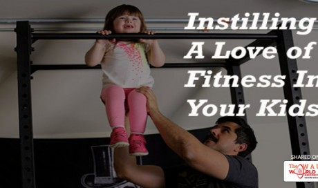 How to Instill a Love of Fitness in Your Kids