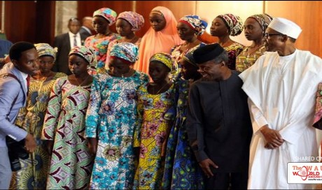 82 kidnapped Chibok girls released in exchange for Boko Haram suspects
