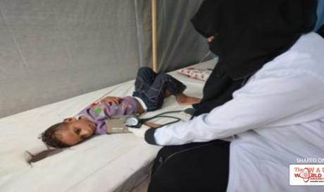 State of emergency declared amid cholera outbreak in Yemen