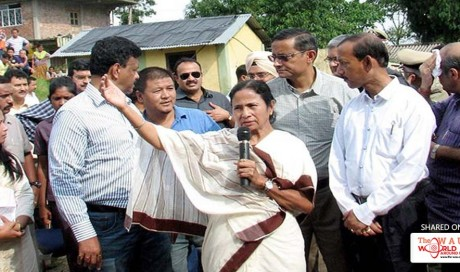 Mamata Banerjee Calls For Peace In Darjeeling As She Heads Abroad