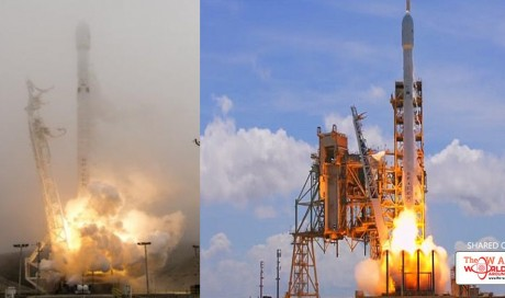 SpaceX completes launch and landing double bill