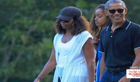 Obama in Indonesia: wife, kids and 650 soldiers