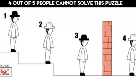 Only People With High IQ Can Solve These Mind-Blowing Puzzles