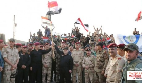 Iraq PM declares victory over IS in Mosul