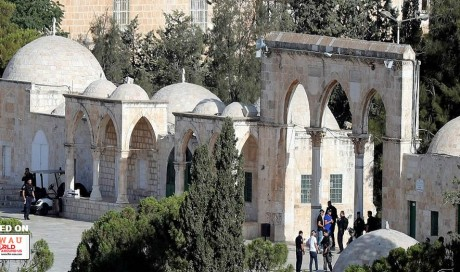 Two Israeli Police and Three Gunmen Killed in Shootout at Holy Site