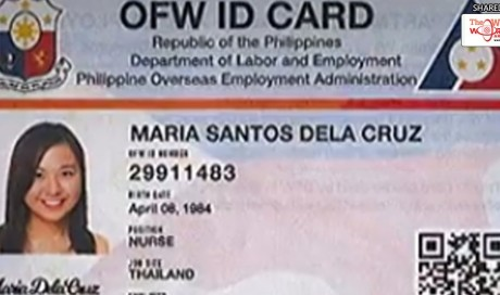 DOLE to release OFW ID guidelines 'very soon'