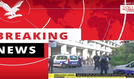 Paris attack: Six French soldiers injured after being 'deliberately' hit by car