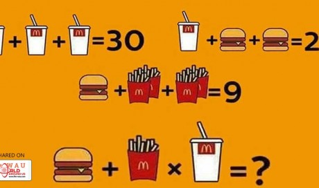 These McDonald's Brainteaser Tests And Their Answers Can Get You A Headache