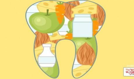 Smart food choices for healthy teeth