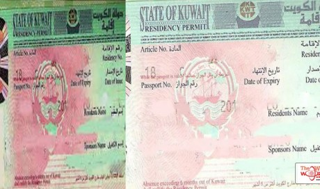 Visa Types In Kuwait